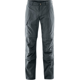 Maier Sports Saale lange broek Heren regular grijs